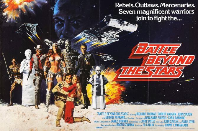 Unsung Cinema: Battle Beyond The Stars