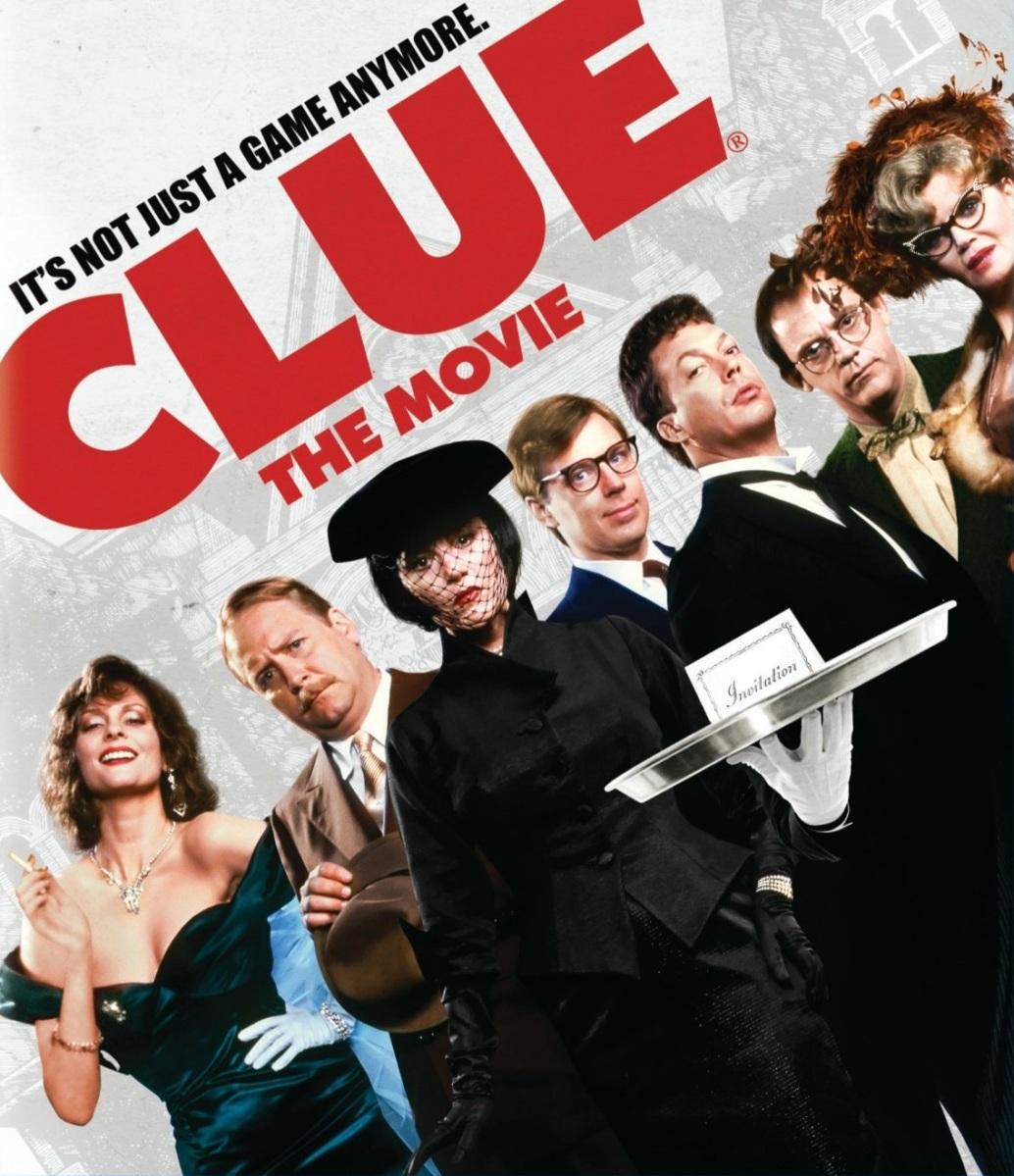 Late To The Party: Clue