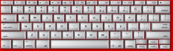 Nerd-Base Keyboard
