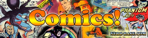Comics banner