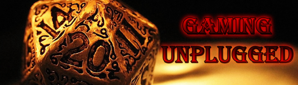 Gaming Unplugged Banner