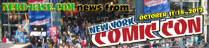 NYCC:  In-Booth autograph sessions