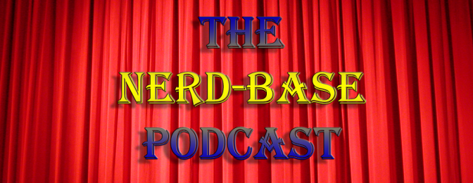 "Nerd-Base Podcast Episode 1 – ""Ghost Blood"""