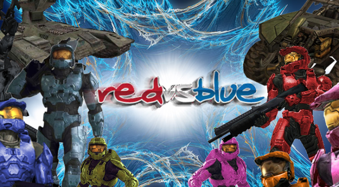 10 Years of Red Vs Blue: The greatest machinima series. Of all time.