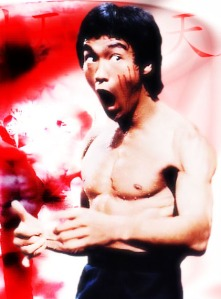 "What's Bruce Lee's favorite drink?  ""Waaaaaataaaaaaar!!!!"""