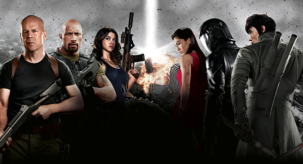 G.I. Joe: Retaliation wasn't good . . . It was great!