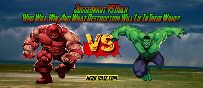 Jugg Vs Hulk