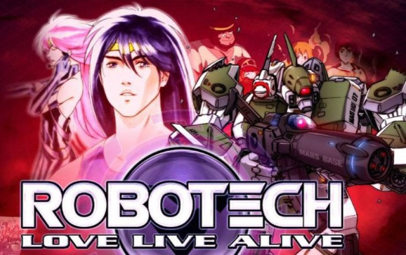 Robotech Love Live Alive