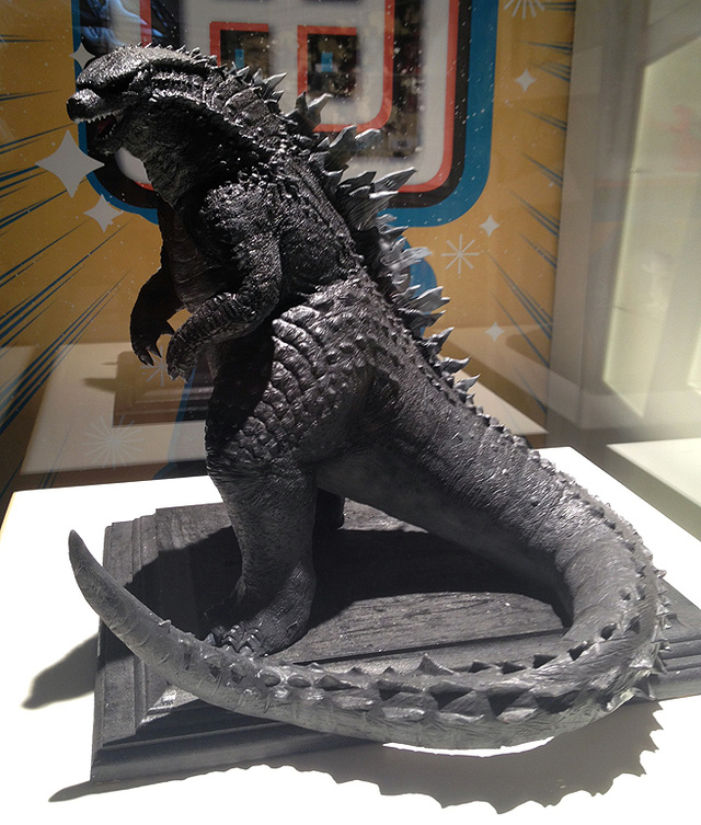 Update Godzilla 2014 The Beast Revealed Nerd Base