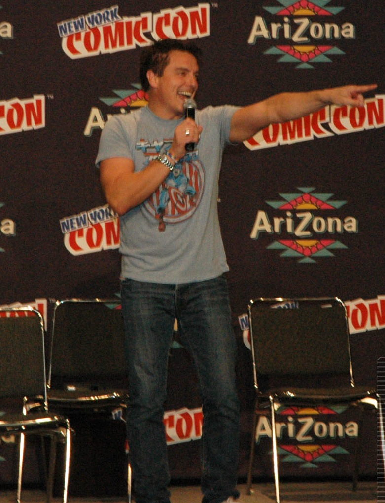 An Evening With John Barrowman At NYCC