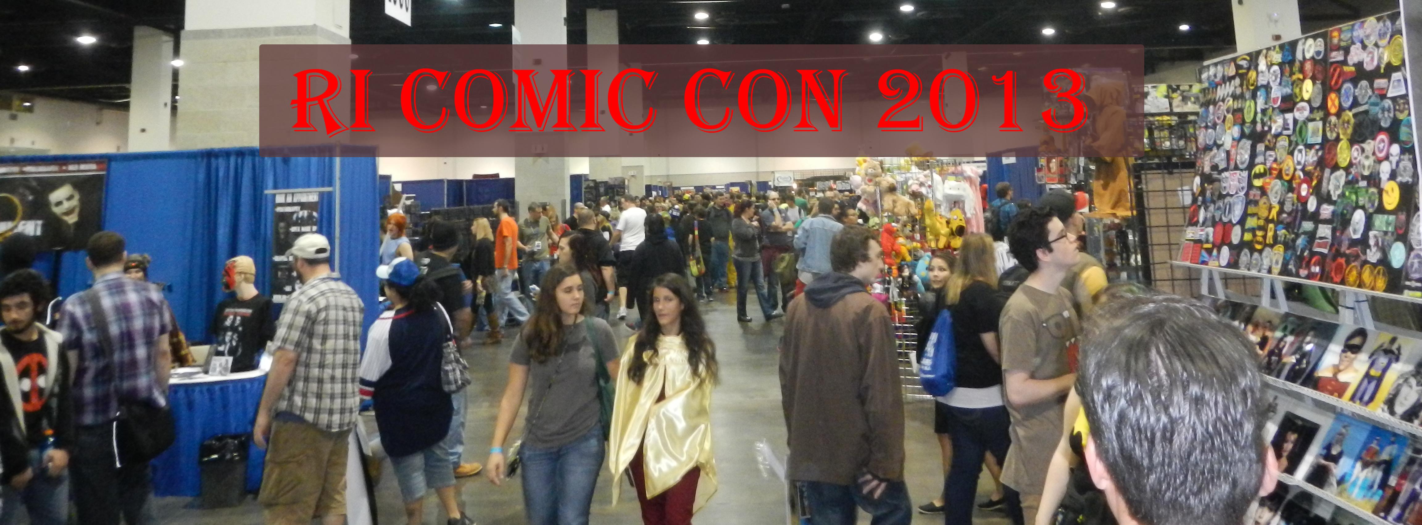 Rhode Island Comic Con  Guest List