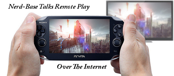 Remote Play over the internet part 2