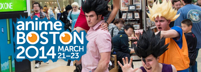 Anime Boston 2014 banner