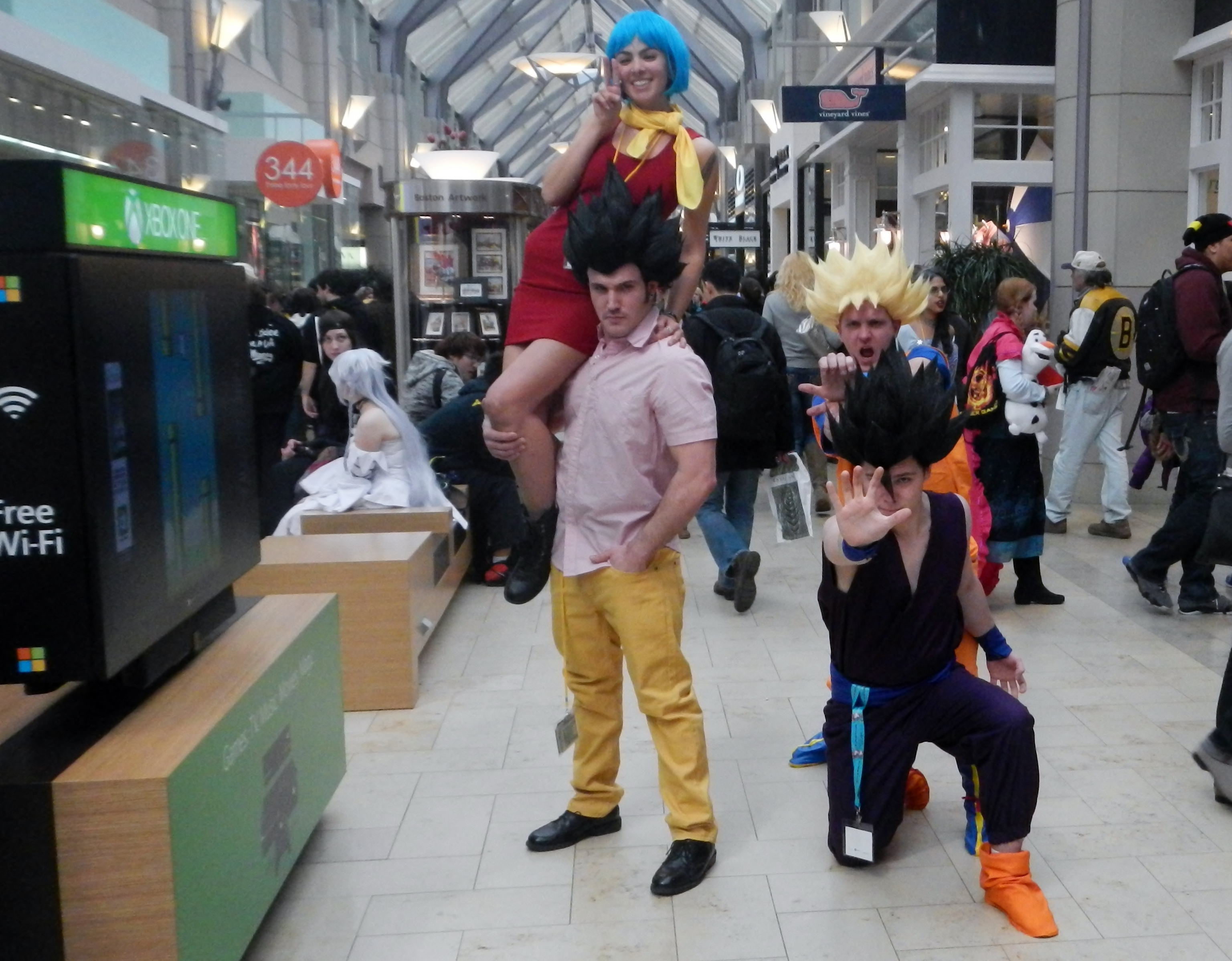 anime boston 2014 nerd base