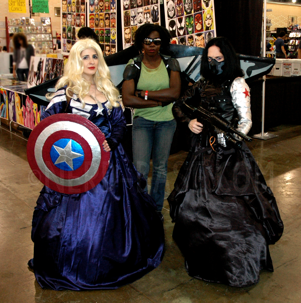 Wizard World Philly 2014: Cosplay Edition   Nerd-Base