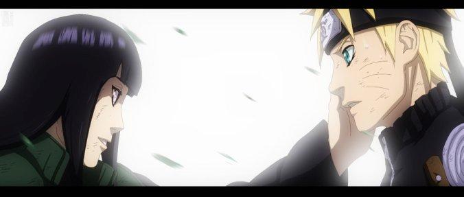 Hinata and Naruto - Naruto ch615