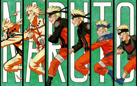 Naruto's Evolution