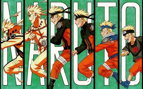 Naruto's Evolution