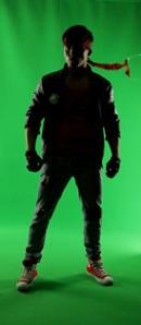 kung fury alone