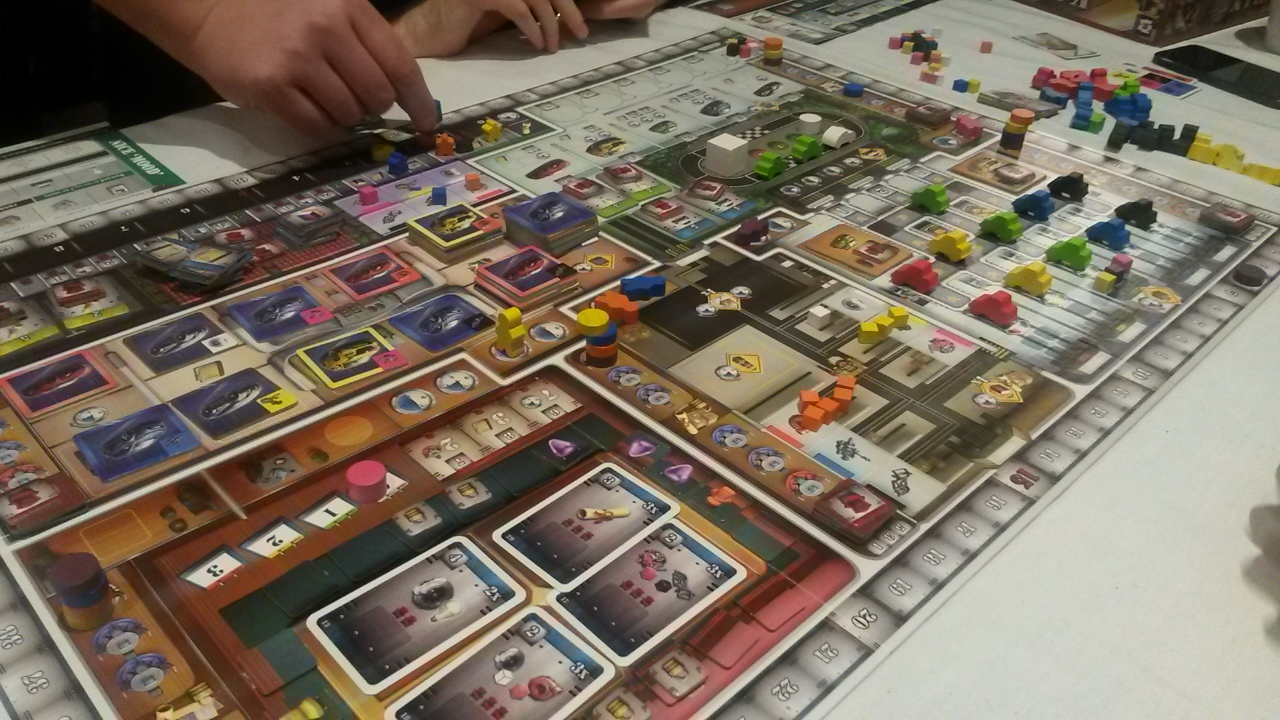 2020 Board Games.Review Total Confusion 2015 Nerd Base
