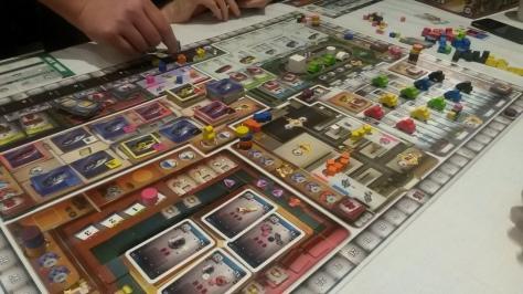 Kanban.  Yikes!  Look at that board!