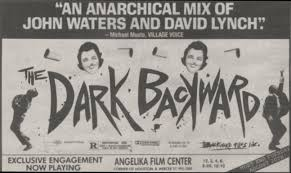Dark Backward at the Angelika