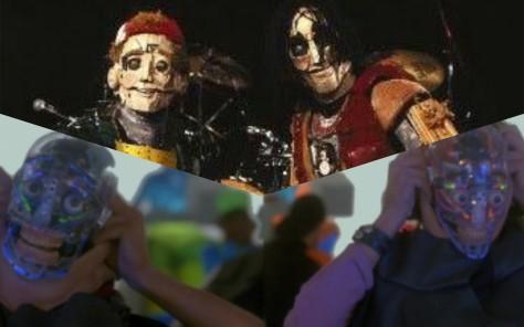 Robot Bill & Teds