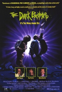 Dark Backward video/poster cover