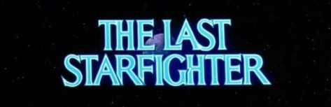 Last Starfighter Title Screen