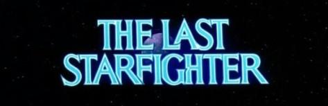 Last Starfighter Title Screen
